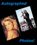 Amy Hayes Autographed Photos