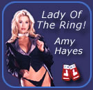 Lady of the Boxing Ring Amy Hayes